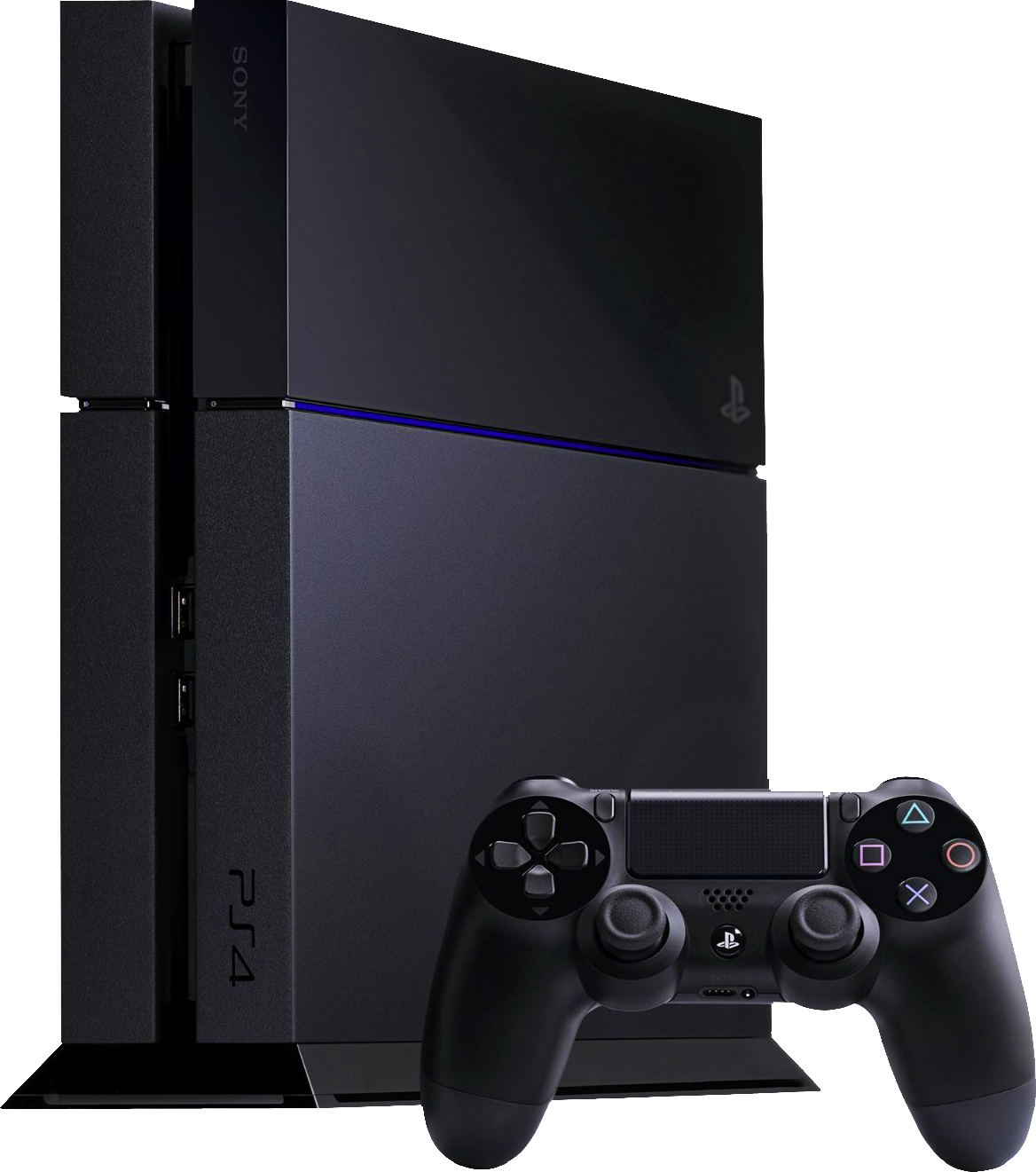 Playstation 4 Ultimate Player 1tb Console Jet Black Ps4